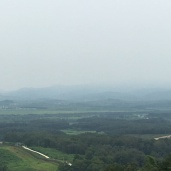 Looking into North Korea from the Dora Observatory